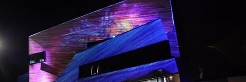 Image of Cosmic Architecture, Ogden Centre, Lumiere 2019