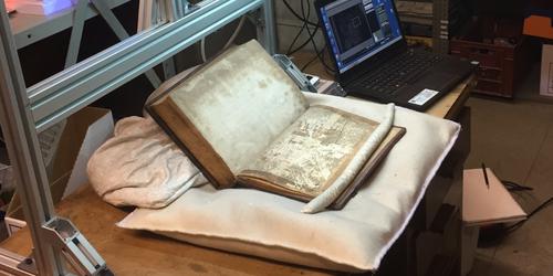 Bristol Merlin manuscript