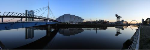 Image of Glasgow skyline