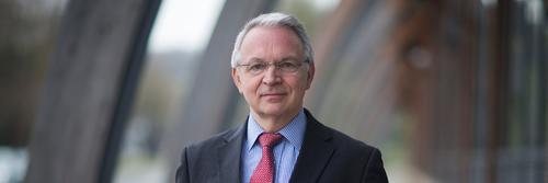 Banner image of Vice Chancellor, Stuart Corbridge
