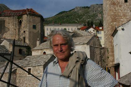 photo of Iain Edgar