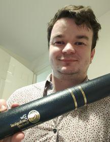 Tom Phillips President's Award from the Geological Society