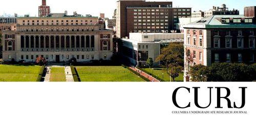 Columbia UG Journal Banner