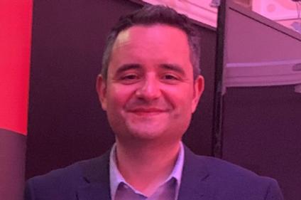 A photo of Professor Santi Fouz Hernandez