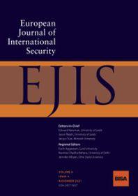 European Journal if International Security