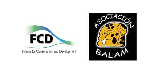 Logos of the two associations FCD and Asc. Balam