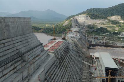 The GERD ( Ethiopian Dam) Source of Image: AlJazeera.com
