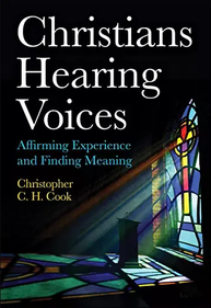 Book cover titled 'Christians Hearing Voices'