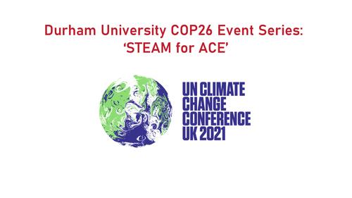 COP26 Seminar Series Logo