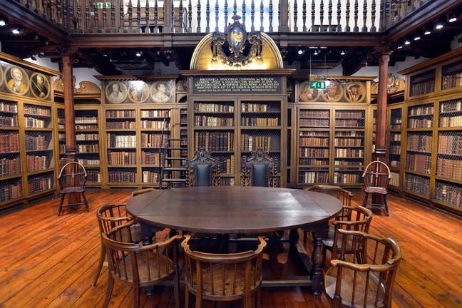 Bishop Cosin's Library, Palace Green