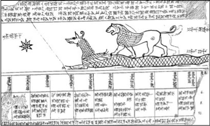 A microzodiac from Hellenistic Babylonia