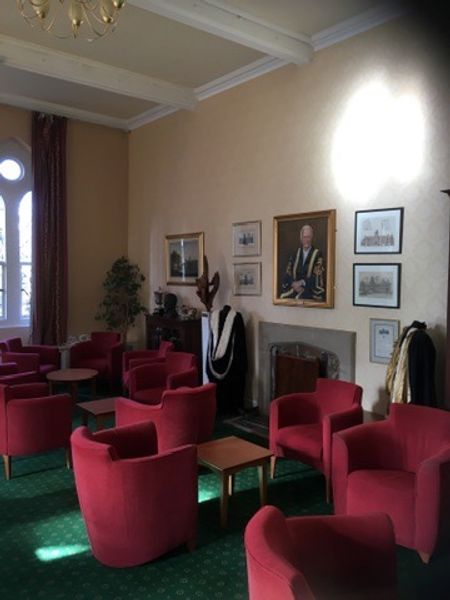 Senior Common Room at Hild Bede