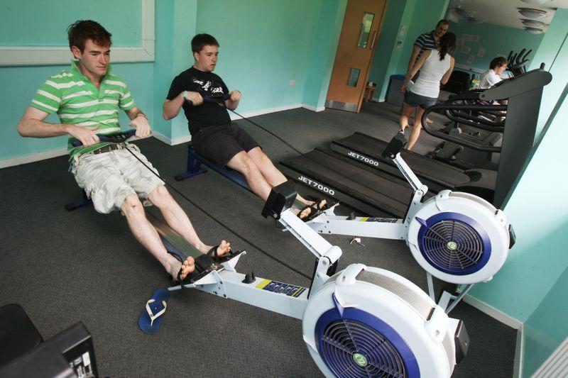 St Aidan's Gym