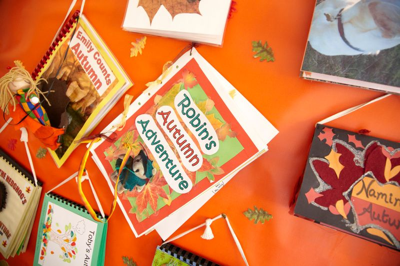Examples of children's education books