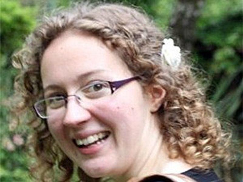 Geography Alum Sarah Hughes