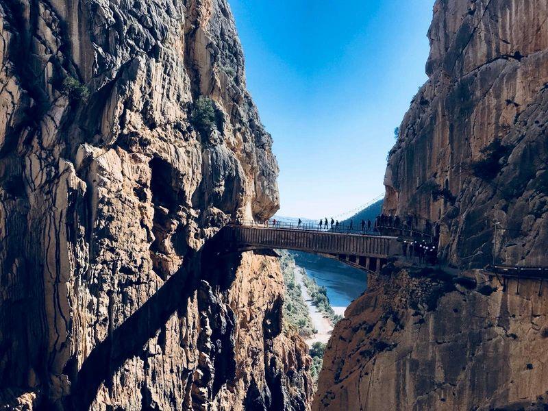 El Camino Del Rey-Ardales, Málaga