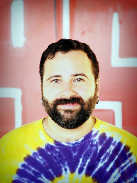 A headshot photograph of Dr Luis-Manuel Garcia