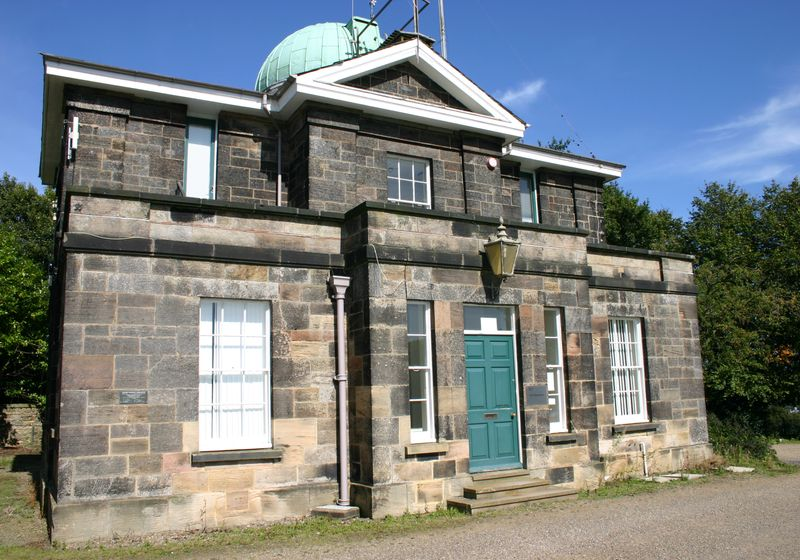 The Durham University Observatory is a weather observatory owned and operated by the University of Durham. It is a Grade II listed building located at Potters Bank and was founded in 1839.