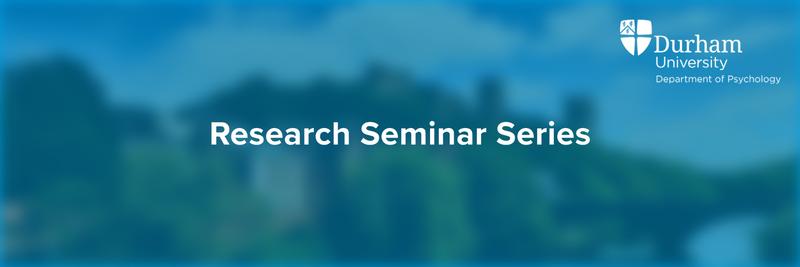 Research Seminar General