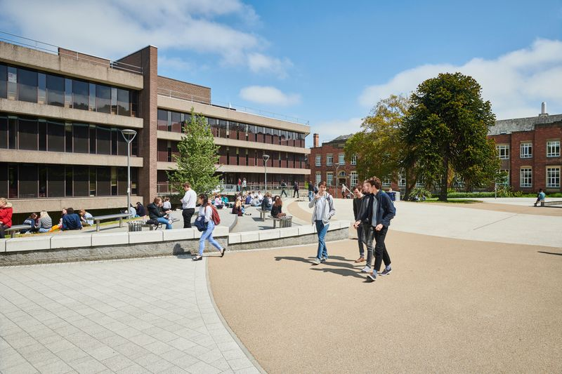 Science Site and Bill Bryson Library