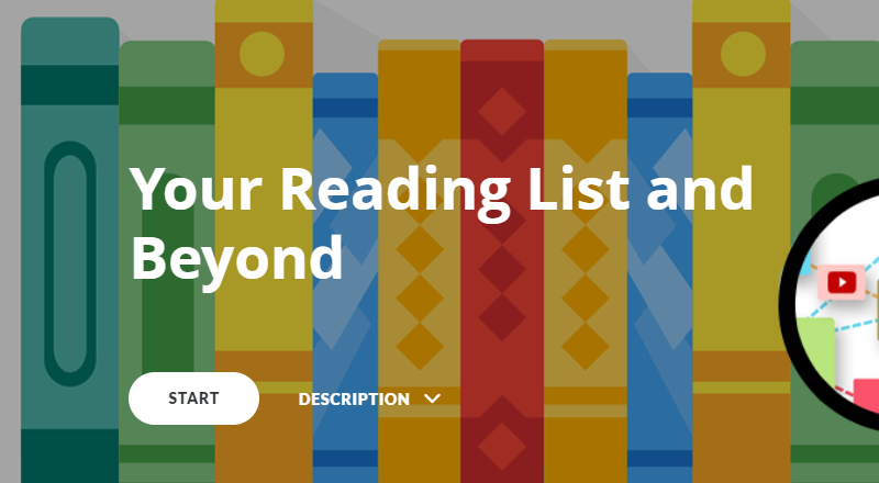 Your Reading List