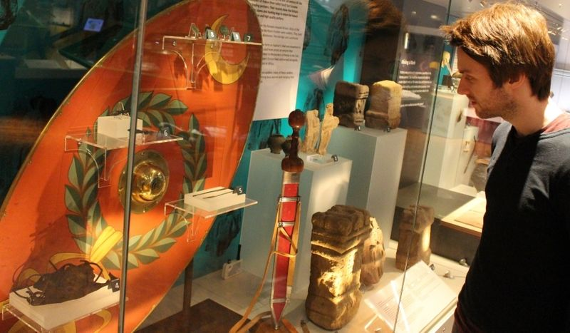 Archaeology Exhibition at the Museum of Archaeology