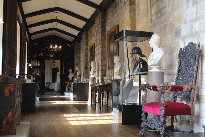 The Tunstall Gallery of Durham Castle
