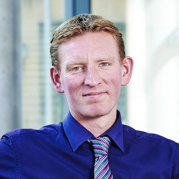 Ben Taylorson Faculty Librarian for Business