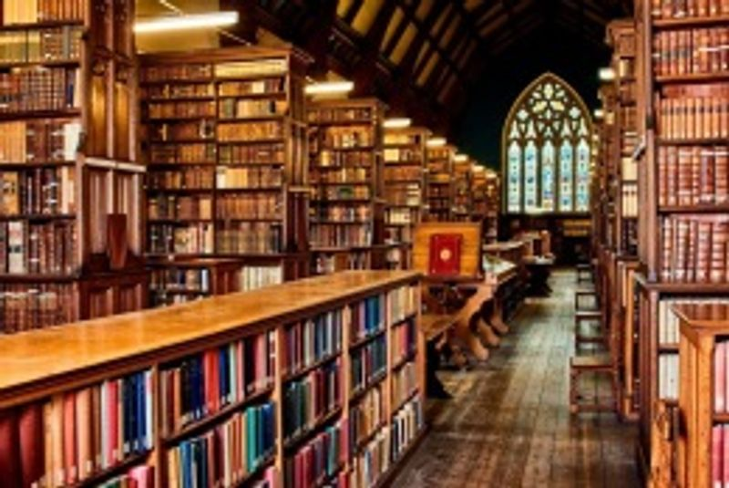Collections at Ushaw Library