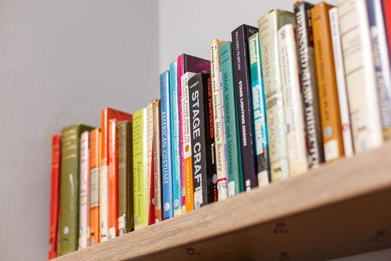 Books at Live Theatre