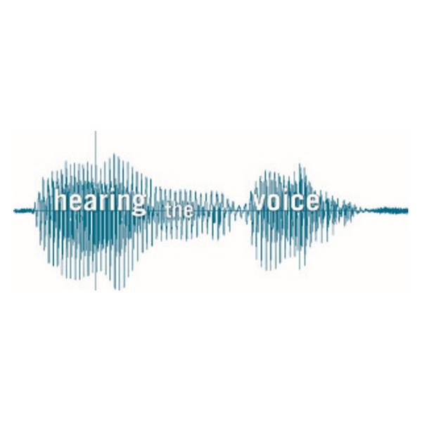 Hearing the voice logo
