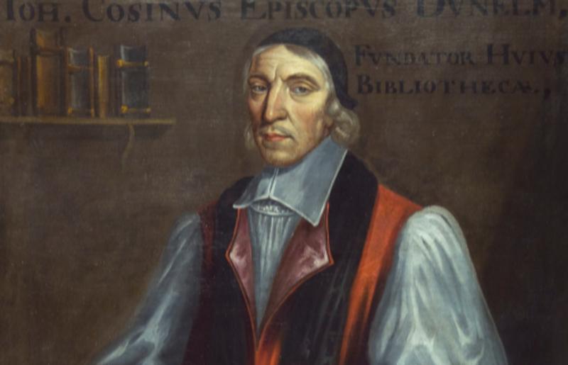 A portrait image of a Bishop