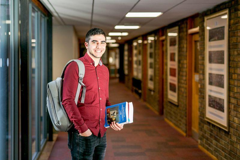 Former ISC International Study Centre student at Durham University