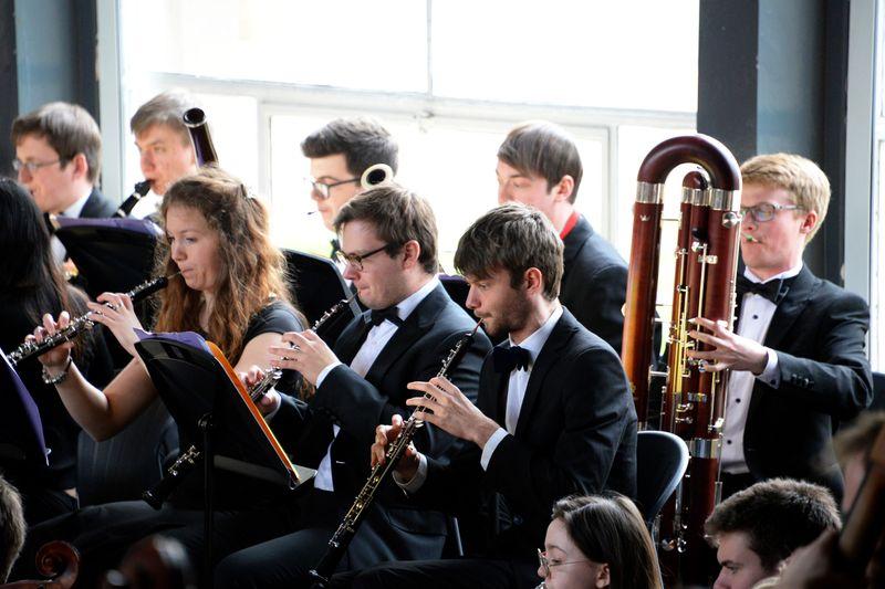 Palatinate Orchestra Symphony Epiphany Concert in Hild Bede