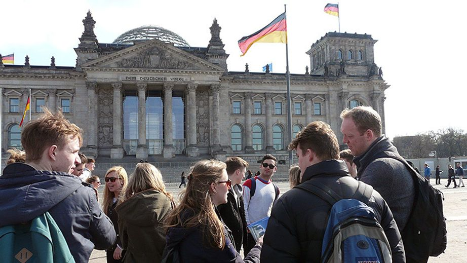 Berlin Field Trip 2014