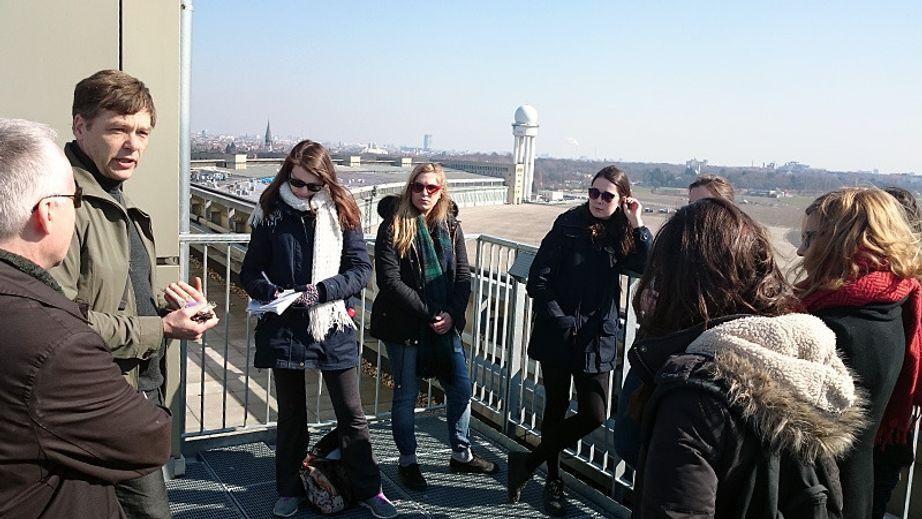 Berlin Field Trip 2015