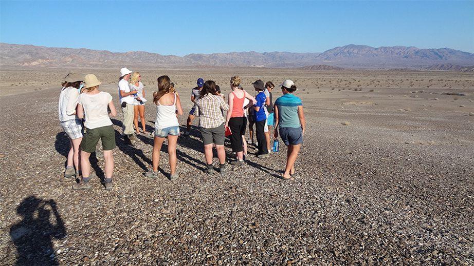 California Field Trip 2012