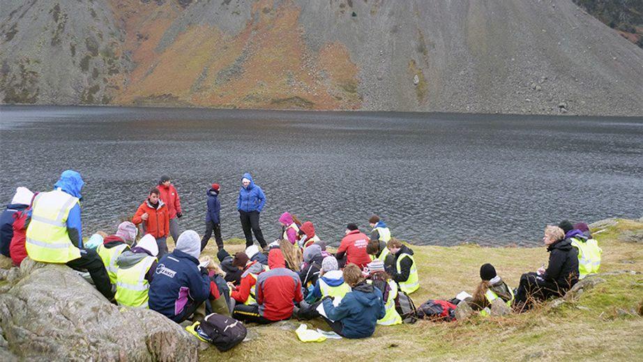 Lake District Field Trip Wastwater 2012