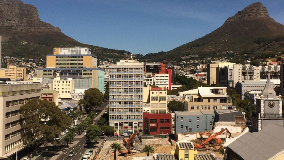 South Africa Field Trip 2015