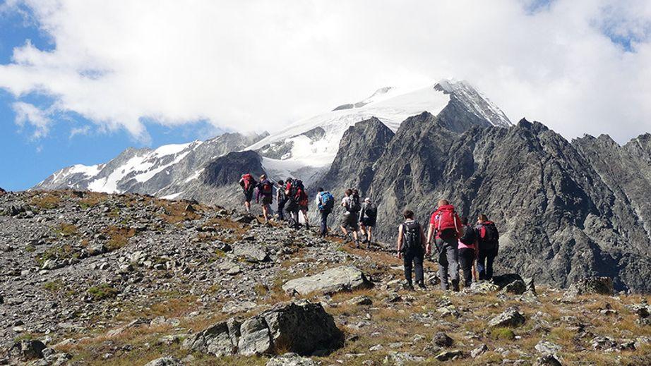 Switzerland Field Trip 2014