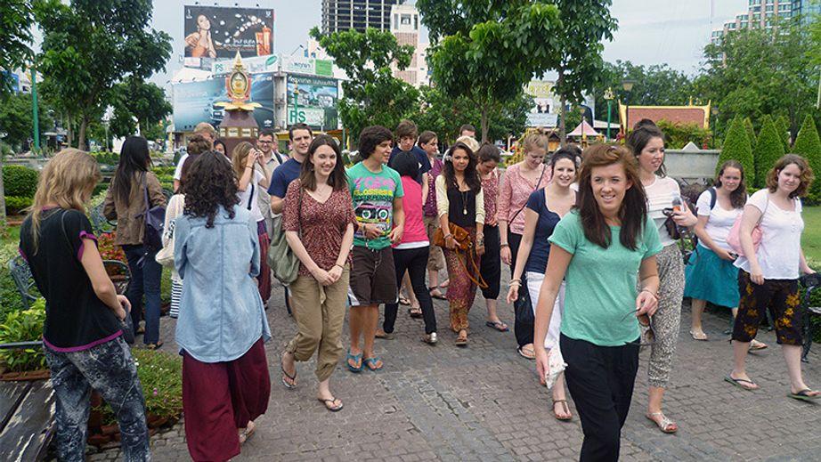 Thailand Field Trip 2011