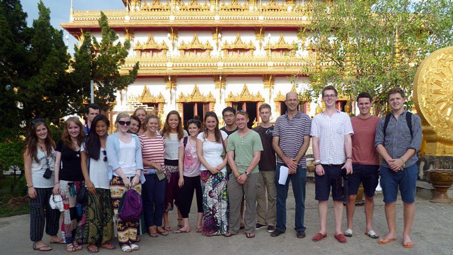 Thailand Field Trip 2012