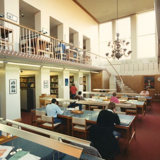 Geography Library
