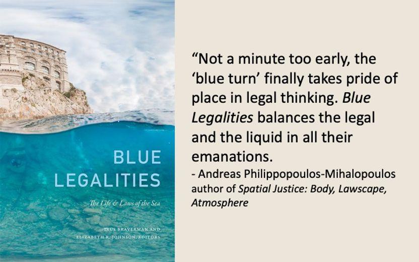 Elizabeth Johnson's Blue Legalities