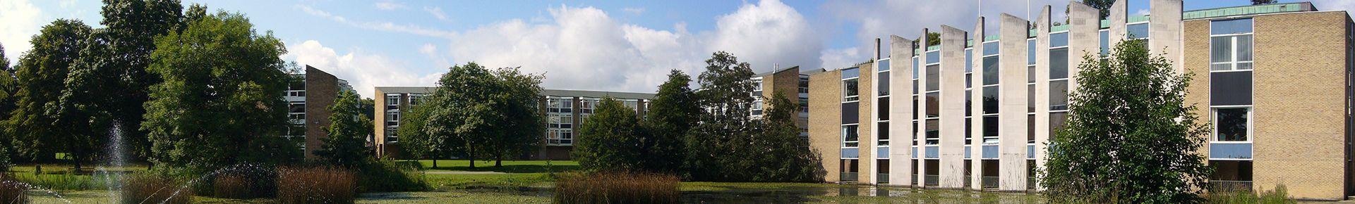 The Van Mildert College Grounds